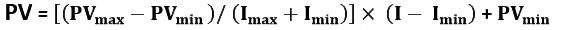 رابطه بین جریان با پارامترهای فرایندی