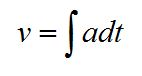 فرمول محاسبه سرعت